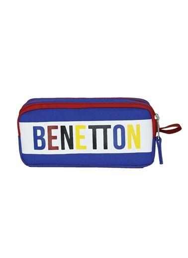 Benetton Benetton Çift Gözlü Kalemlik 70061 Renkli